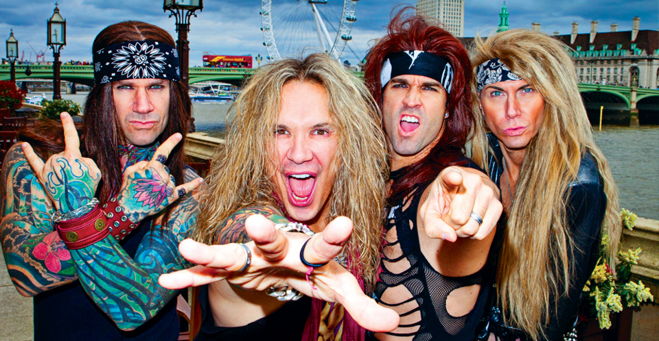 Gimme Your Answers 3 An Interview W Steel Panther Amby ...
