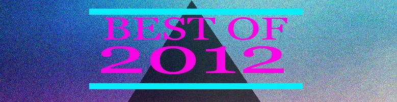 Best Songs of 2012
