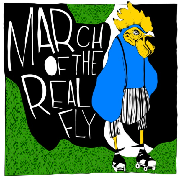 March of the Real Fly EP