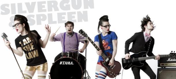Silvergun & Spleen